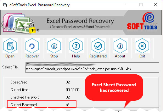 Excel Password Remover Software