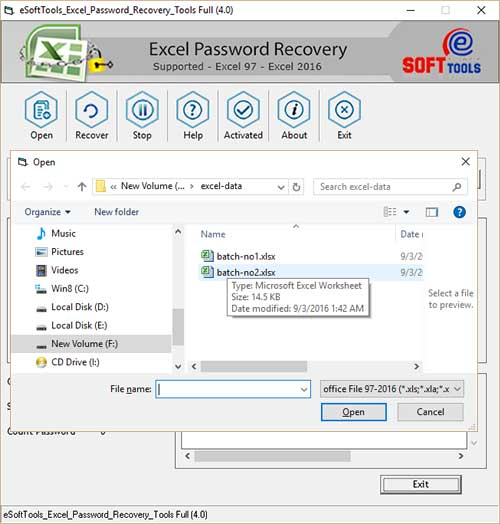 Remove Excel Workbook Password